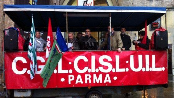 Pubblico impiego, sanità e terzo settore: anche Parma ...