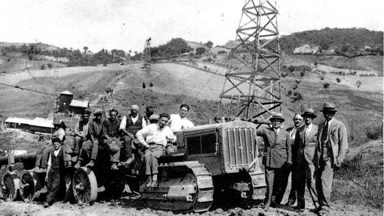 A Fornovo la miniera diventa un Museo del Petrolio - Repubblica.it