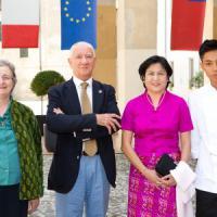 Alma accordo con la Birmania