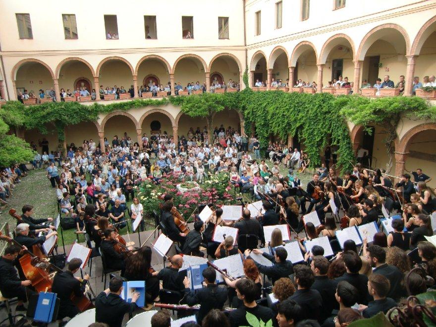 Open Day al Conservatorio di Parma: un successo - Le foto