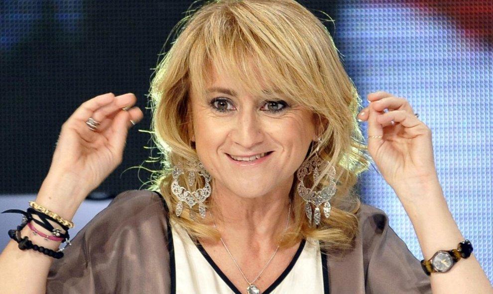 Luciana Littizzetto all'università di Parma per i 70 anni di voto alle donne
