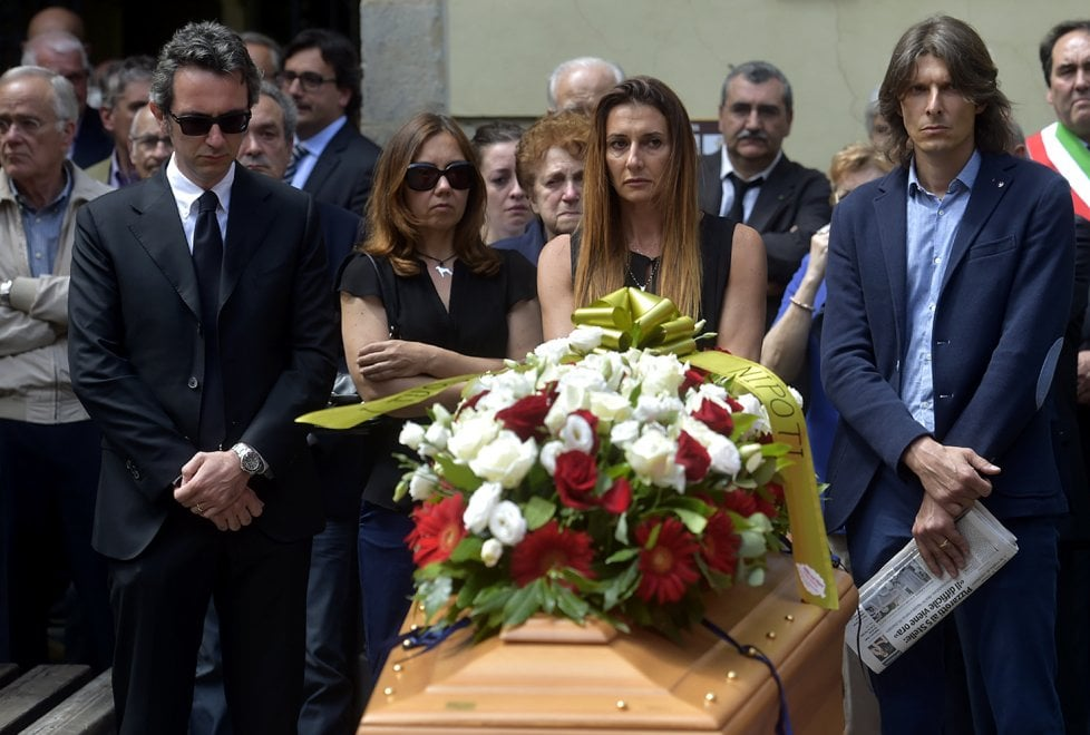 Addio a Pier Luigi Ferrari, i funerali dell'ex vicepresidente della Provincia di Parma