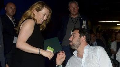 """Summit della Lega, centrodestra alla riconquista di Parma -  vd   -   foto     Salvini: """"E' a portata di mano"""""""