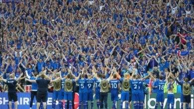 Errea, per la ditta parmense boom di magliette con la favola dell'Islanda