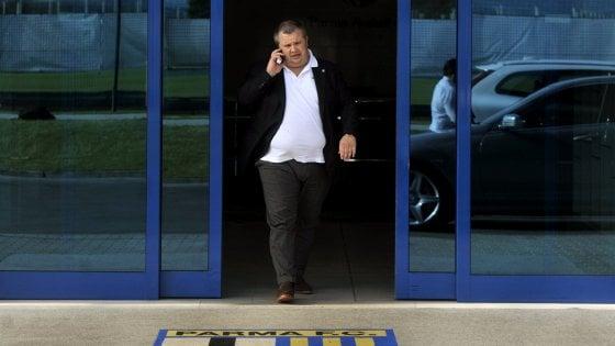 Crac Parma Fc, deferiti dalla Procura federale 20 dirigenti della società