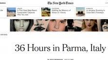 Parma su NewYorkTimes