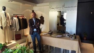 Orgoglio Parma, capi da uomo per 9 milioni di euro /   le foto