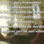 """Mnc: """"Favoritismi a madre del figlio di Vagnozzi"""" /   video     La replica: solo illazioni"""