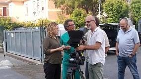 All'Ospedale il film su Lucia Annibali