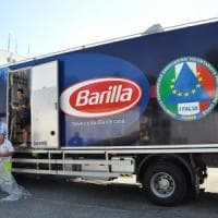 Terremoto, da Parma i soccorsi della Protezione civile