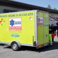 Terremoto, l'aiuto di Parma: salvate due persone