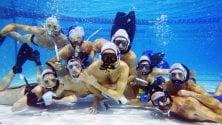 Torna hockey subacqueo