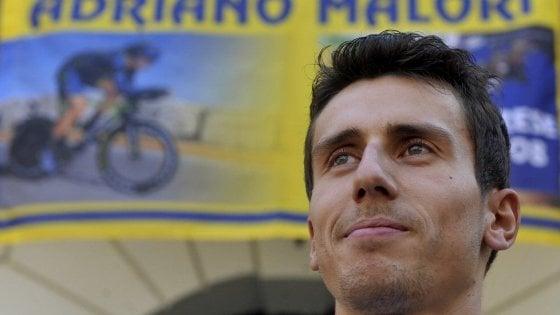 Ciclismo, il campione di Parma Malori riparte il 9 settembre dal Canada