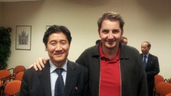 Da Parma alla Corea del Nord, il viaggio di Marsiletti