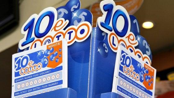 Parma: con  10 euro ne vince 53mila al Lotto
