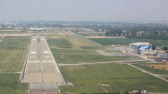 """Aeroporto Parma per i cargo: """"indicatori positivi"""""""