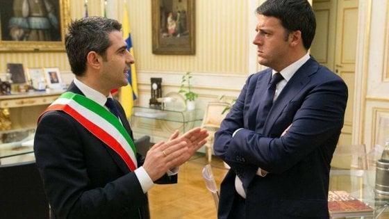 """M5s, Renzi: """"A Parma hanno fatto cose buone"""""""