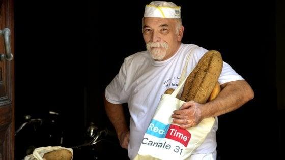 L'amore per il pane di Giovanni Cavazzini, da Parma a Real Time