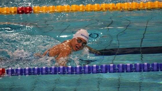Giulia Ghiretti bronzo alle Paralimpiadi