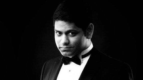 Chauhan, 26 anni già bastano per guidare la Toscanini