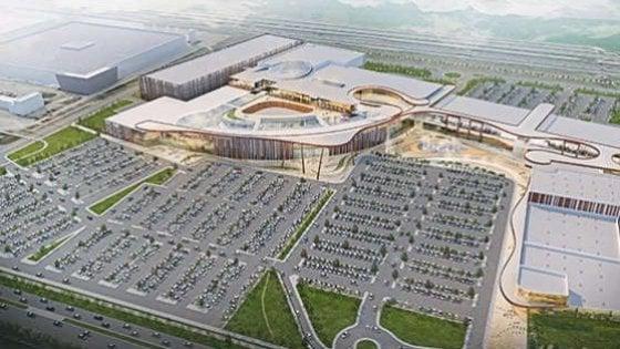 """Mall nell'area ex Salvarani, l'Impresa Pizzarotti: """"Percorso trasparente, politica rispetti i patti"""""""