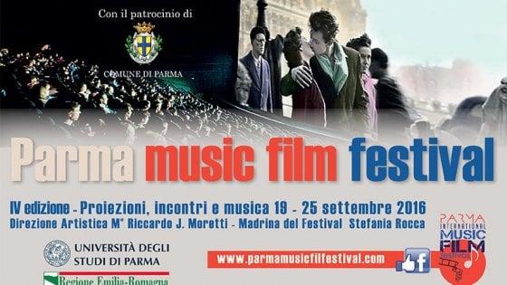 Parma International Music Film Festival: una settimana di proiezioni gratuite