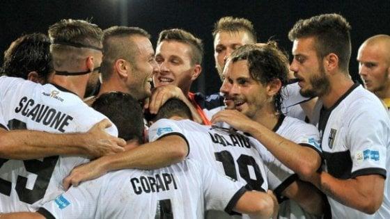"""Parma vince in rimonta a Pordenone, Apolloni: """"Una reazione incredibile"""""""