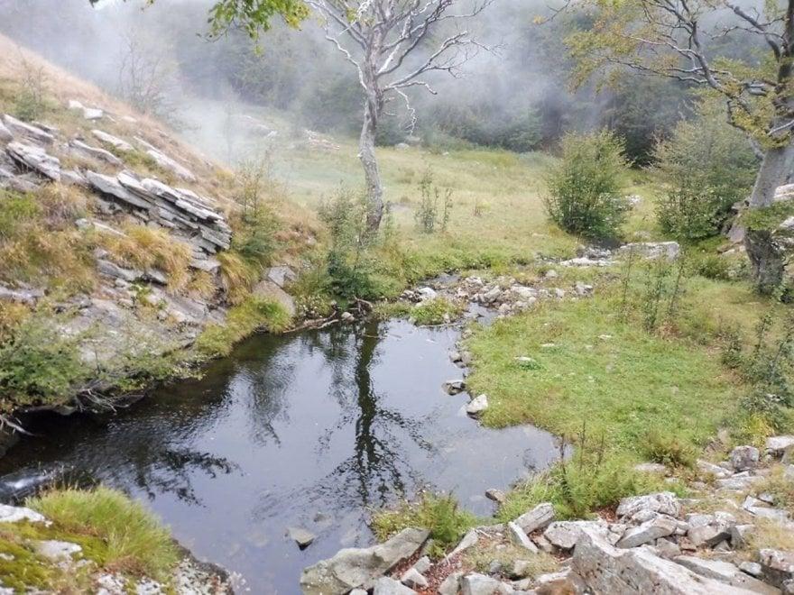 Nell'Alta Val Parma con le future guide ambientali: le foto