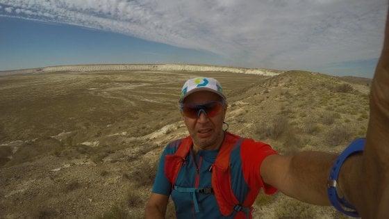 Corsa, Pugolotti racconta la nuova impresa nel deserto Rosso