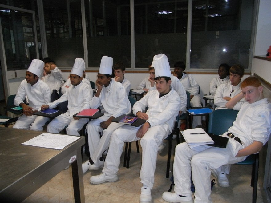 Formazione professionale, gli studenti dei corsi di Forma Futuro a Parma