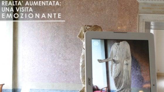 Parma, in Pilotta inaugura il museo in 3D del futuro
