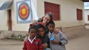 Mandala per i bimbi del Madagascar