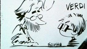 La vignetta di Fogliazza