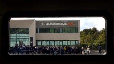Borgotaro, apre il nuovo stabilimento Laminam: alta tecnologia per ceramica -  Ft