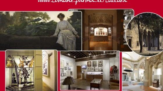 Parma, da sabato 1 ottobre ingresso gratuito ai Musei Civici
