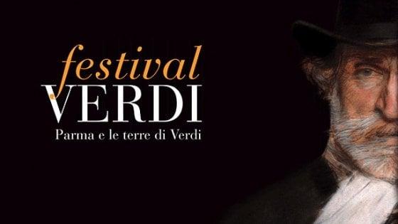 E' già tempo di Festival Verdi 2017: il cartellone