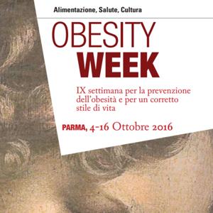 Malnutrizione, a Parma torna l'Obesity Week