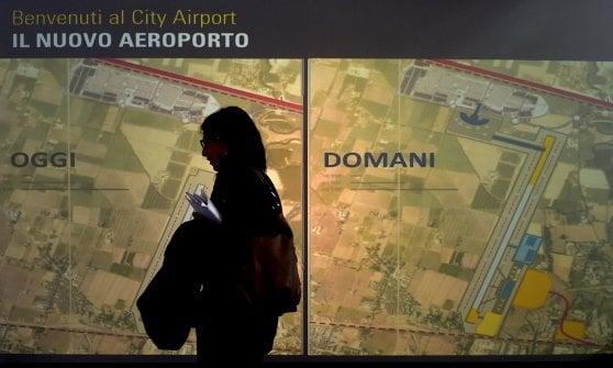 Aeroporto, nel nuovo piano industriale la sinergia col Parma Urban District