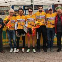 Uisp Parma, il Gran premio d'Autunno di ciclismo