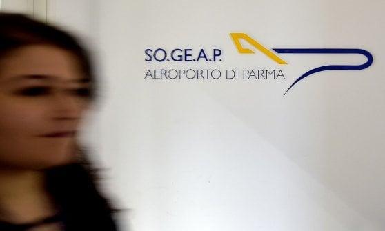 Aeroporto di Parma, chiesta cassa integrazione per i lavoratori