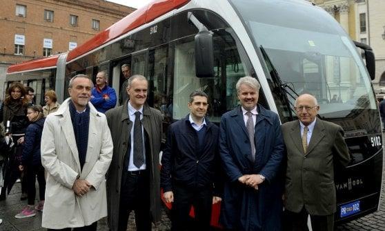 Trasporto pubblico a Parma, Tep scalzata da Bus Italia