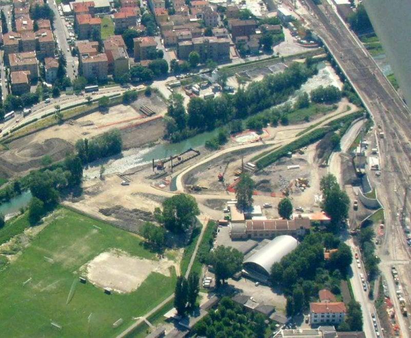 ParmaItaly: i due anni di lavori per il ponte a Nord