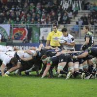 Zebre Parma travolte dal Connacht: 7-52