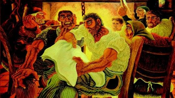 Gino Covili in mostra nel Labirinto di Franco Maria Ricci
