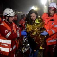 Parma: treno fermo, incendio in galleria, panico. Esercitazione Protezione civile
