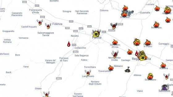 Mafie sotto casa, mappa racconta criminalità organizzata anche a Parma