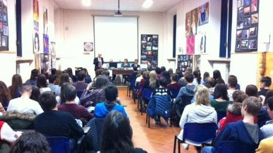 Parma, i movimenti della terra si misurano a scuola
