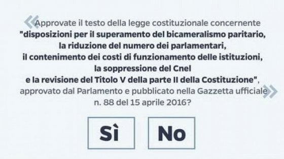 Referendum 4 dicembre, tutto quel che i parmigiani devono sapere