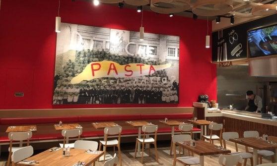 Barilla apre due nuovi ristoranti a Dubai e nel 2017 Nyc e California