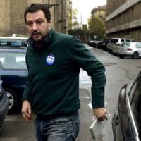 Referendum, Salvini fa tappa a Parma - Foto
